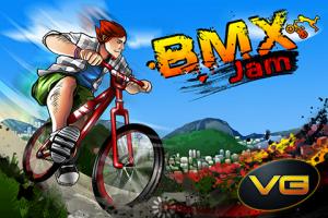 IMG 1685 300x200 Test de BMX Jam, le BMX version jeu de plateforme ! (0.79€)