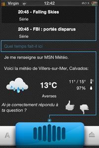 IMG 2072 Test de Angie : Un nouveau concurrent à Siri ? (1,59€)