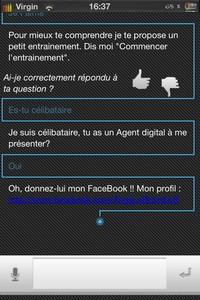 IMG 2073 Test de Angie : Un nouveau concurrent à Siri ? (1,59€)