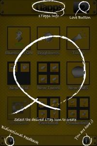 IMG 2077 1Tapps   Test de One Tap Apps : Créer des raccourcis sur son Springboard... (0,79€)
