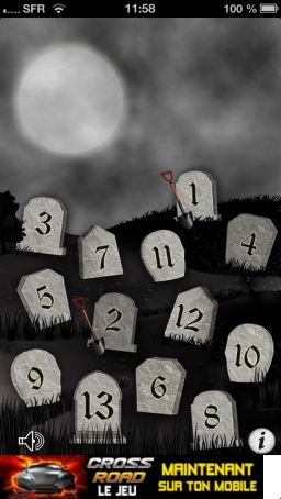 Magicsolver halloween Lapplication gratuite du jour : Halloween   13 Apps qui tuent