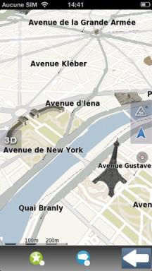 Mappy GPS 3 Lapplication gratuite du jour : MappyGPS Free