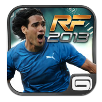 Real Football 2013 Real Football 2013 (gratuit) disponible sur lApp Store !