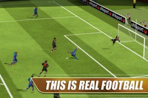 Real Footoball 300x200 Real Football 2013 (gratuit) disponible sur lApp Store !