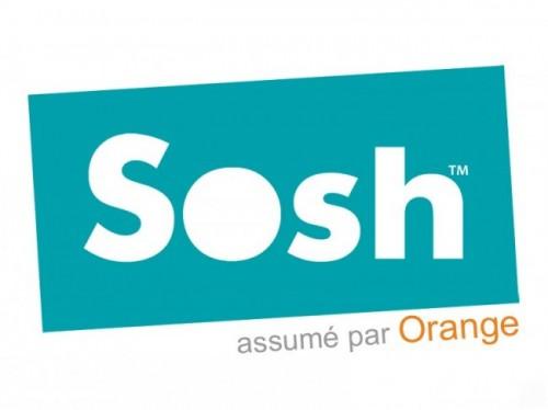Sosh 500x374 Sosh : Des problèmes avec liPhone 5
