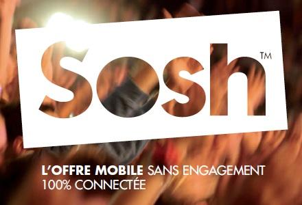 Sosh1 Sosh : Des problèmes avec liPhone 5