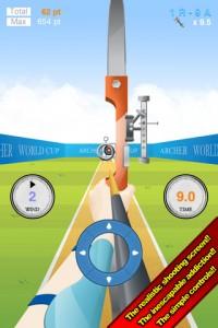 Test ArcherWorldCup2 200x300 L'application gratuite du jour : ArcherWorldCup2