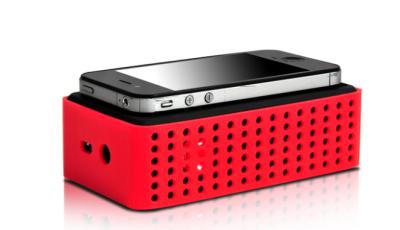 Touch AMP iPhone Touch AMP : Un amplificateur audio sans fil pour iPhone et iPod
