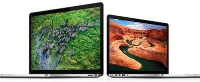 apple macbook pro retina 13 Keynote : Présentation du nouveau MacBook Pro 13 et de liMac