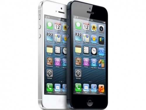 apple iphone 5 500x375 iOS 6.1 : disponible la semaine prochaine
