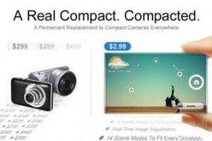 blux camera resultat1 300x200 Les bons plans de l'App Store ce lundi 29 Octobre 2012
