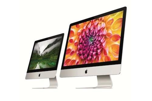 iMac Keynote : Présentation du nouveau MacBook Pro 13 et de liMac