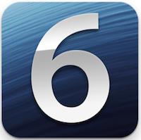 iOS 6 logo iOS 6.0.1 est disponible au téléchargement