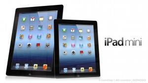 ipadmini2 iPad Mini : La production aurait déjà commencé