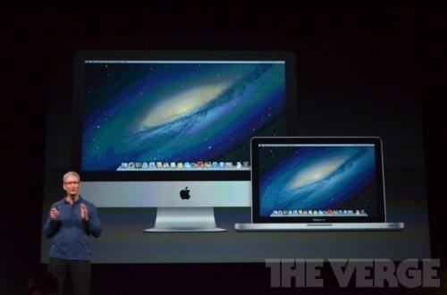 ipadmini 0131 500x330 Keynote : Présentation du nouveau MacBook Pro 13 et de liMac