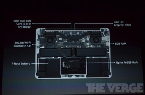 ipadmini 0203 500x330 Keynote : Présentation du nouveau MacBook Pro 13 et de liMac