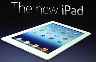 rumeur new iPad Les rumeurs de la semaine: New iPad, iPod Touch, Processeur A7...
