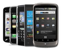 smartphones image Ventes de téléphones : Samsung creuse lécart en 2012