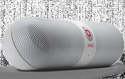 speaker pill white standard thrqrtleft Beats Pill : Pour écouter sa musique en mobilité, avec style et élégance