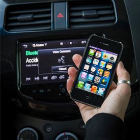 365910 gm siri Siri dans votre voiture