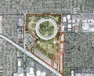 6835 4e4e421216baa 642x520 11 300x242 Apple : images et infos du projet pour le nouveau siège à Cupertino