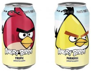 Angry Birds Soda 300x234 Angry Birds bientôt au statut de légende ?