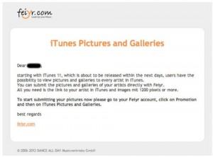 Annonce Itunes 11 300x222 iTunes 11 : sortie prévue vendredi 23 novembre ?