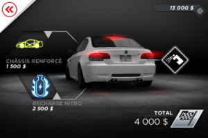 Copie écran 41 300x200 Test de NFS   Most Wanted : En avez vous sous le capot ? (5,99€)