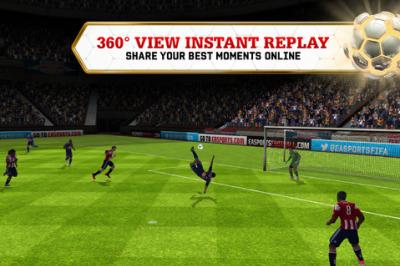 FIFA 13 Jeux EA: Les promotions de Noël débutent aujourdhui!