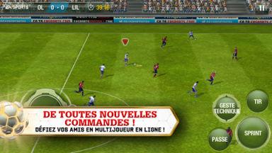 Fifa 13 App4Sport #1 : Les meilleurs jeux de football pour votre iPhone/iPad !