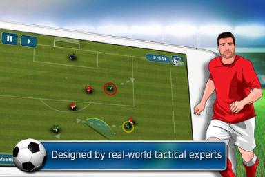 Fluid Football App4Sport #1 : Les meilleurs jeux de football pour votre iPhone/iPad !