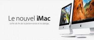 Imac2 Les nouveaux iMac 21,5 pouces disponibles ce vendredi !