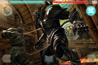 Infinity Blade 2 3 superbes jeux iOS en promotion pour cette fin de semaine