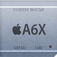 Le processeur A6X : en production test chez TSMC