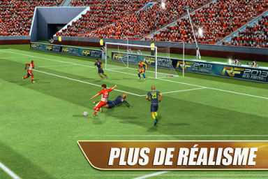 Real Football 13 App4Sport #1 : Les meilleurs jeux de football pour votre iPhone/iPad !