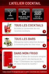 Test Atelier Cocktail 1 200x300 L'application gratuite du jour : Atelier Cocktail
