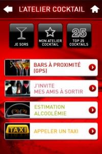 Test Atelier Cocktail 3 200x300 L'application gratuite du jour : Atelier Cocktail