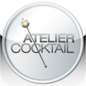 Test Atelier Cocktail L'application gratuite du jour : Atelier Cocktail
