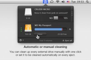 Test CleanMyDrive 1 300x198 App4Mac: CleanMyDrive, ou comment bien gérer ses DDE (gratuit)