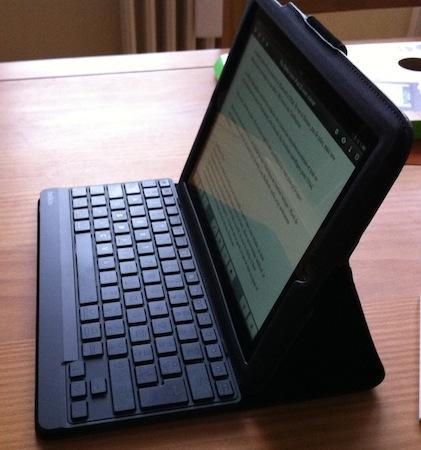 TestEtuiClavierBelkin 011 Test de Létui + clavier YourType pour iPad 2 à 4 de Belkin