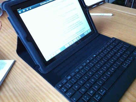 TestEtuiClavierBelkin 013 Test de Létui + clavier YourType pour iPad 2 à 4 de Belkin