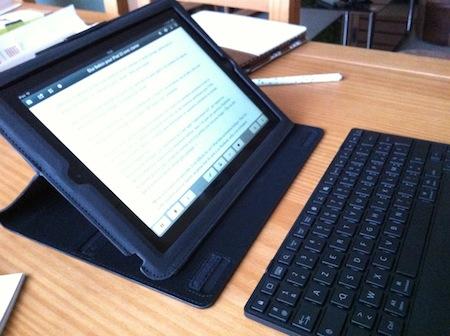 TestEtuiClavierBelkin 014 Test de Létui + clavier YourType pour iPad 2 à 4 de Belkin