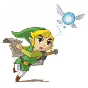 Zelda 300x300 Vidéo : Zelda à laventure sur Mac