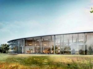 apple campus cupertinoG X 362193 3 300x225 Apple : images et infos du projet pour le nouveau siège à Cupertino