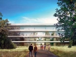 apple campus cupertinoG Y 362194 3 300x225 Apple : images et infos du projet pour le nouveau siège à Cupertino