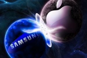 apple vs samsung 300x200 Apple réclame quelques milliards de dédommagement