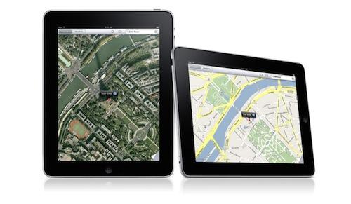 google maps 1 Google Maps dans la dernière ligne droite pour lApp Store ?