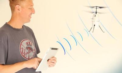 iStrike Shuttle iPad iStrike Shuttle : Pilotez un hélicoptère armé depuis votre iPhone !
