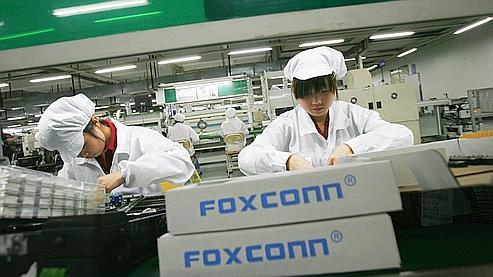 ipad2 bresil foxconn usines Apple retourne des millions diPhone defectueux à Foxconn
