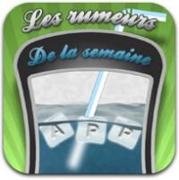 logo doudou App4rumeur1 e1364824577792 Les rumeurs de la semaine: Des photos de liPhone 5S, iPhone low cost...
